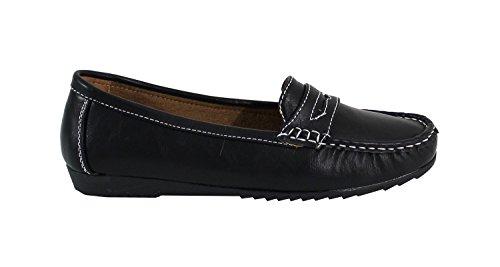 By Shoes - Zapatos de cordones para Mujer negro