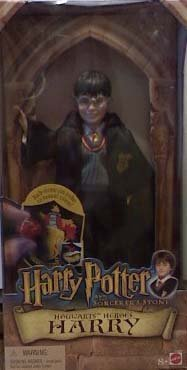 Harry Potter and the Sorcerer's Stone Harry Hogwarts Heroes Harry Doll