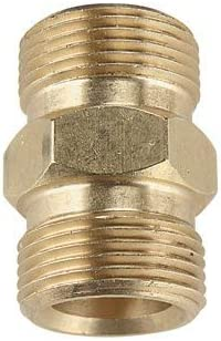 B0000AX482 Please see replacement Item# 43378. NorthStar Hose to Hose Coupler - 22mm Fitting, 4000 PSI 31EikKkyzkL