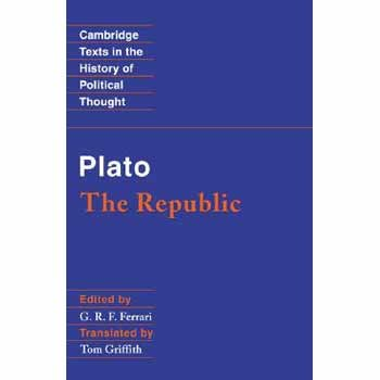 Plato the Republic (Cambridge Text in the History of Political Thought)