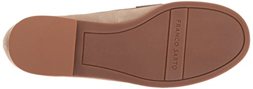 Loafer Franco Slip Light Sarto Women's Suede On Valera Blush wwvH4pqXn