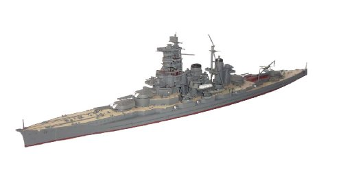 IJN Fast Battleship Haruna (Plastic model) Fujimi 1/700 SWMSP-25|Sea Way Model