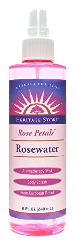 Where to find rosewater facial toner the heritage store?