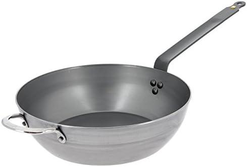 DE BUYER 5614.32 - Cacerola (Single Pan, Plata, Metal, 32 cm, 2,26 ...