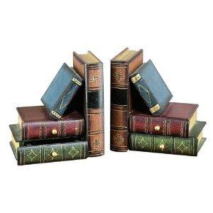 Vintage Bookends - 4