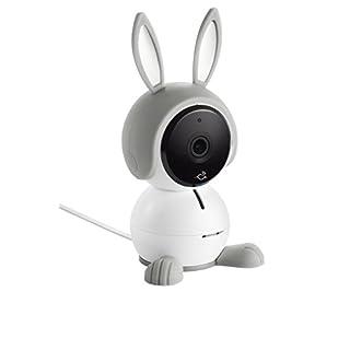 Arlo Baby Monitor   Smart WIFI Baby Camera 1080P HD with 2-Way Audio, Night Vision, Air Sensors, Lullaby Player, Night Light, Works with Amazon Alexa, HomeKit (ABC1000)