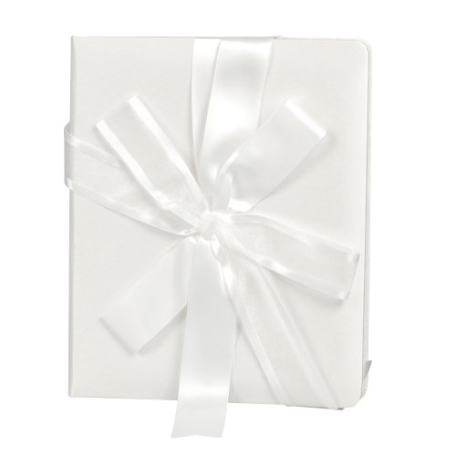 Beverly Clark Wedding Infinity Collection Memory Book, White