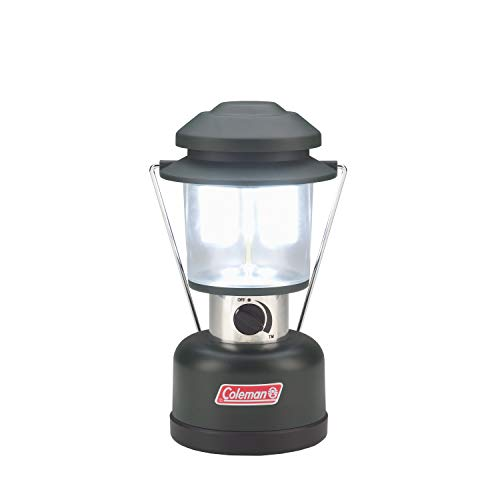 Coleman Lantern Light - Coleman Twin LED Lantern - 2000024375, Green