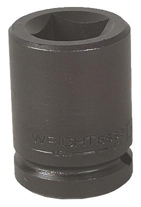 Wright Tool 6893 13/16-Inch 3/4-Inch Drive Square Budd Wheel Metric Impact Socket by Wright Tool