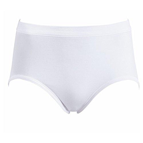 Schöller - Chaleco - Básico - para mujer blanco