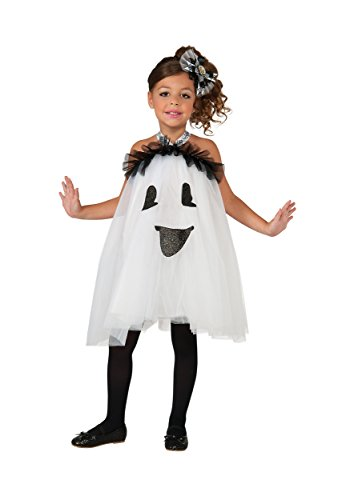 Halloween Costumes From Old Dance Costumes (Rubies Ghost Tutu Dress Costume, Small)
