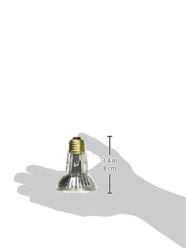 Zoo Med Repti Tuff Splashproof Halogen Lamp 50 Watts by Zoo Med (Image #3)