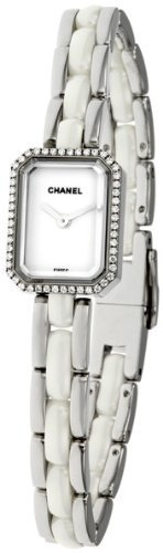 Chanel Premiere Diamond Quartz Ladies Watch H2132