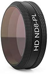 HD ND8-PL Len Filter for DJI Mavic Air UV MRC-CPL ND8 ND16 ND64 ND64PL Drone Gimbal Camera Lens Filter for DJI Mavic Air Drone Accessories ND UV CPL Filter