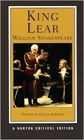 King Lear (Norton Critical Editions) 1st (first) edition Text Only