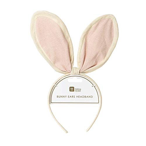 Brown Bunny Ears - Talking Tables TSBUNNY-BUNNYEARS Truly Bunny Ears
