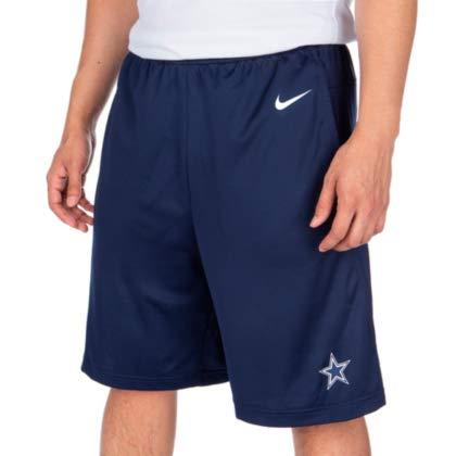 Dallas Cowboys Nike Mens Coach Dry Short ()