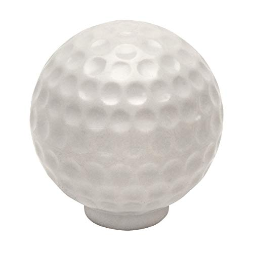 10 Pack - Cosmas Athleticz Collection 67125 Golf Ball Round Cabinet Hardware Knob 1-1/2