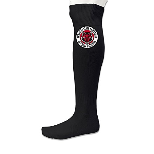 cgh-seven-arkansas-state-university-athletic-crew-socks-over-knee-sizeone-size-black