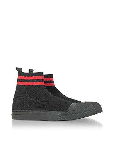 Nero Barrett Neil Top Tessuto Bct251g90491076 Hi Sneakers Uomo S0rd0zx