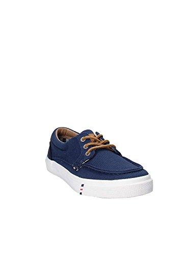 Sneakers 41 Blu WM181024 Uomo Wrangler Pq8Yvwv