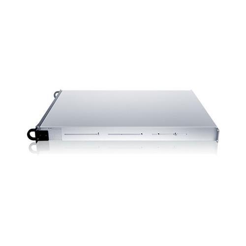 Sans Digital ER104I+B Black EliteRAID 1U 4 bay iSCSI RAID 6 storage Rackmount