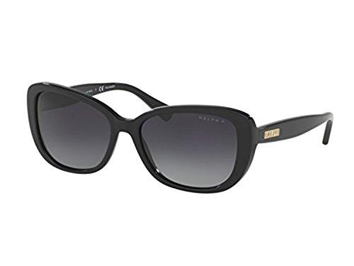 Gafas 0Ra5215 Mujer Sol Grey de Negro para Black Ralph XwOfqX