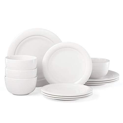 Lenox Aspen Ridge 12-piece Dinnerware Set Dinner salad bowl New in box