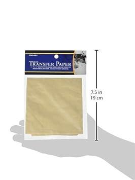 Pro Art PRO-5275 Transfer Paper White 9 x 13