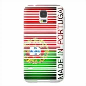 Case Samsung Galaxy Note 4 Portugal - - Code barre B -