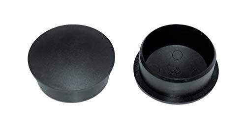 Tuneon 535 Set Edelstahl Einstiegsleisten /& Alu Ladekanten mit Schriftzug Carbon