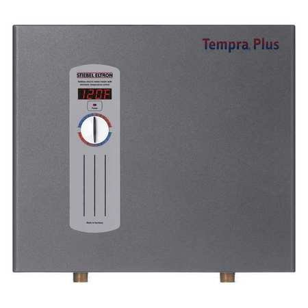 21600/28800W Commercial Electric Tankless Water Heater, 208/240VAC