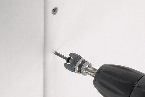 Wolfcraft 4055000 - Portapuntas con tope profundidad especial pladur: Amazon.es: Bricolaje y herramientas