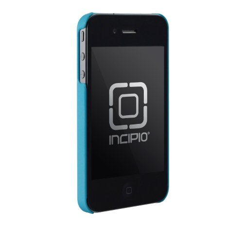 Incipio iPhone 4/4S feather Ultralight Hard Shell Case - 1 Pack - Carrying Case - Retail Packaging - Westerly