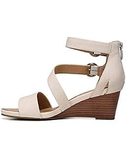 7573ef6570a5 Franco Sarto Womens Derek Leather Open Toe Casual Slide Sandals