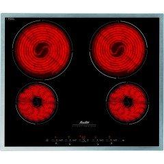 Sauter stv936 X mesa de vitrocerámica 61 cm marco acero ...