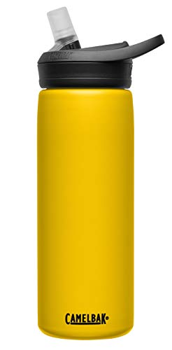 CamelBak eddy+ Vacuum Stainless 20oz, Yellow, Yellow, 20 Oz]()