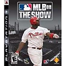 Sony PS3 MLB 08 - The Show