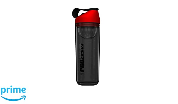 Prozis Neo Mixer Bottle Smoke Elite Red - 600 ml: Amazon.es: Salud y cuidado personal