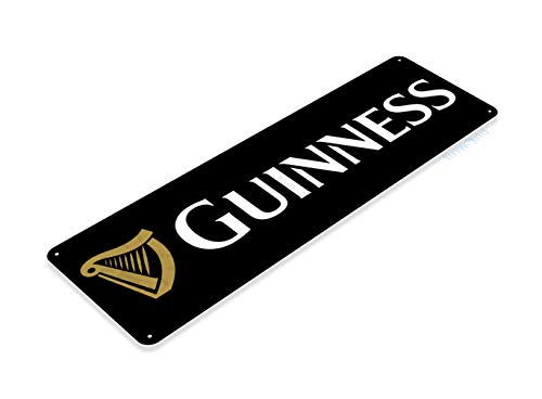 Tinworld Tin Sign Guinness Beer Liquor Store Metal Sign Decor Bar Pub Cottage Cave B153