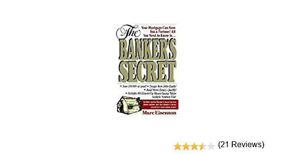 The bankers secret 9780943973050 banking books amazon fandeluxe Choice Image