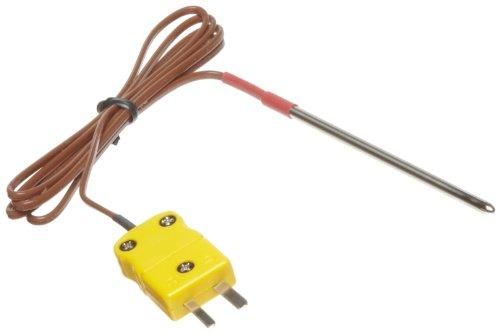 tpi-fk26m-polyurethane-k-type-petes-plug-penetration-probe-with-sub-miniature-plug-40-to-400-degree-
