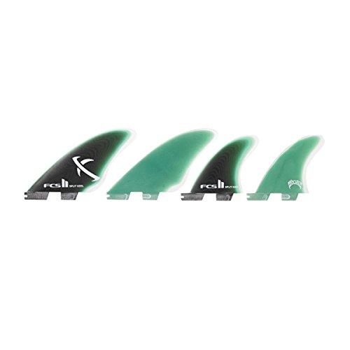 FCS Keel Quad Split Surfboard product image