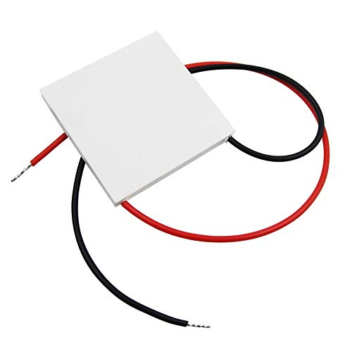 Zamtac TEC1 12715 12715 136.8W 12V-15.4V 15A TEC Thermoelectric Cooler Peltier (TEC1-12715) If You Want Good Quality, Please Choose us