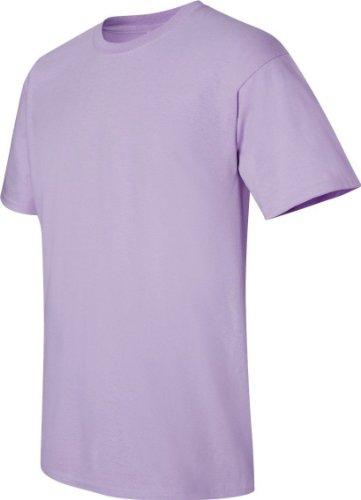 Orchidée shirt À T Gildan Violet Homme Manches Courtes 08nzpf
