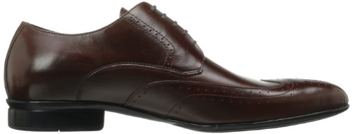 Kenneth Cole, New York, Mens, Marché, Taux, Oxford, Cognac