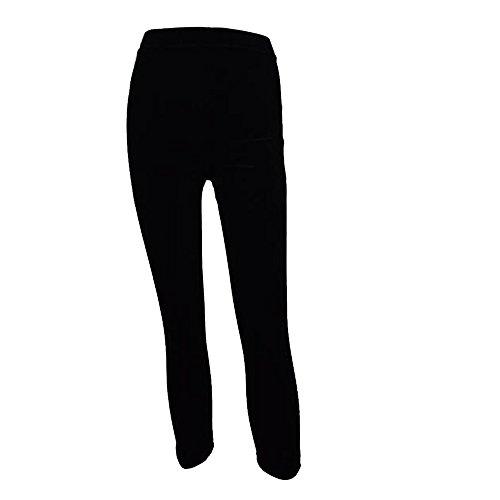 b796032bfda2c5 VANCOL Women's Stretchy High Waist Velvet Capri Pencil Pants delicate