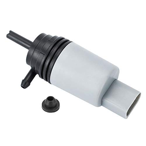 - CNSY Front Windshield Washer Pump with Grommet Fits for BMW 67127302589 67126934159