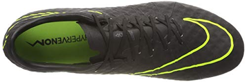 De Hypervenom black Hematite Fg Phinish Homme Foot mtlc Chaussures Negro black negro Nike dAIaqq
