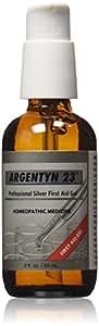 Argentyn 23 Professional Silver First Aid Gel -- 2 fl oz
